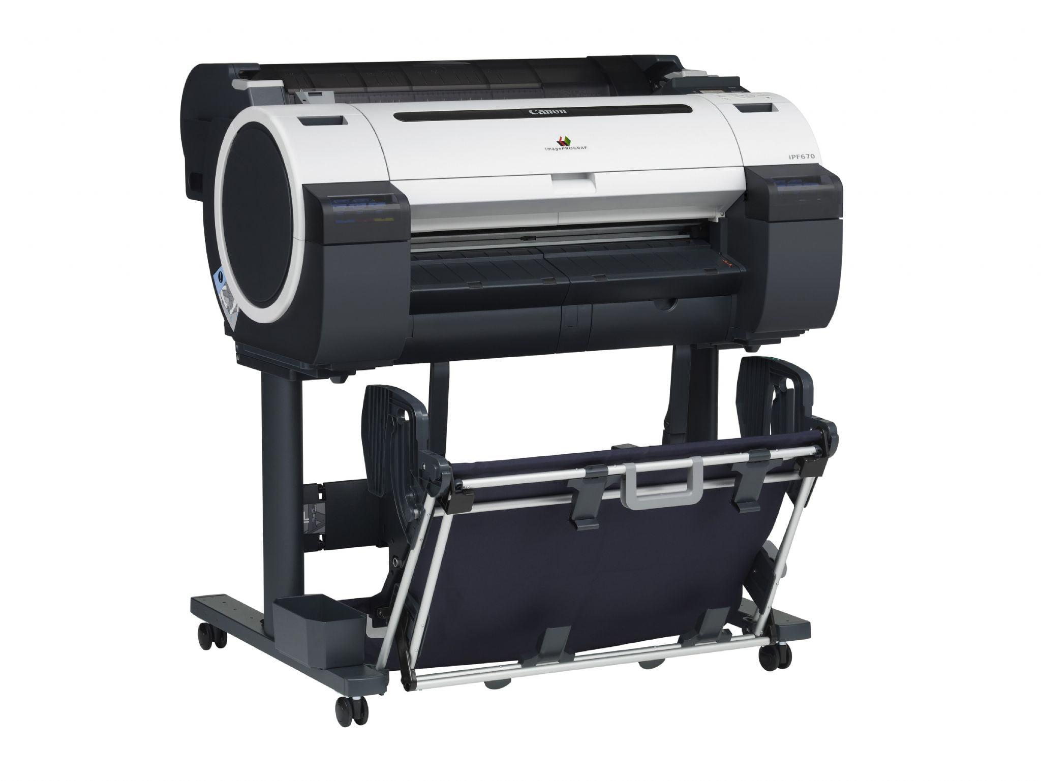 Canon-iPF670-suurkuvatulostin